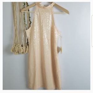 Alythea brand Boutique  NWT Light pink/creme color